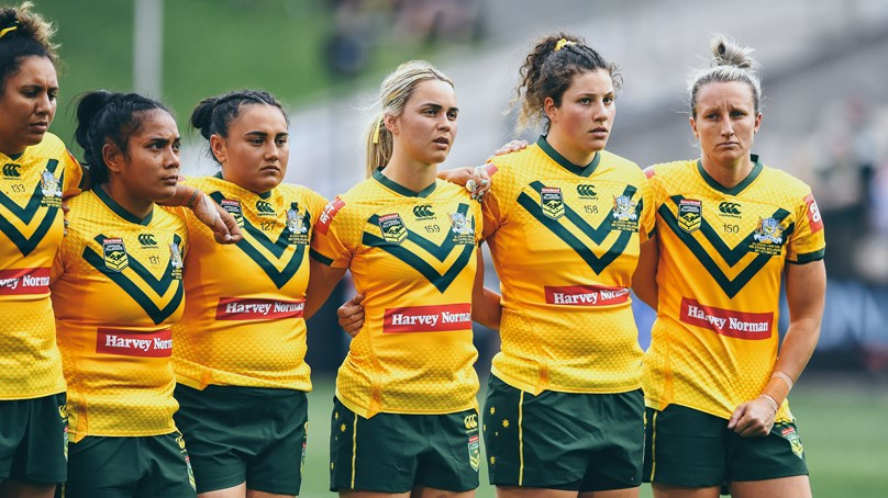 2019 Match Replays: Jillaroos vs. Kiwi Ferns