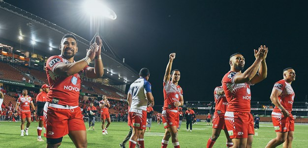 2019 Match Highlights: Tonga Invitational vs. Great Britain