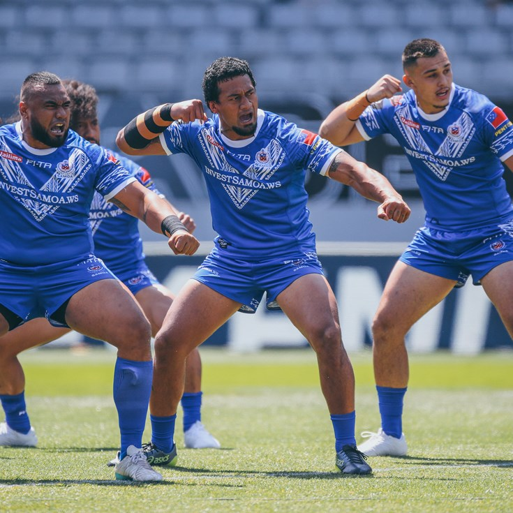 2019 Match Highlights: Samoa vs. Fiji
