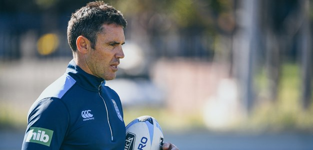 Fittler names initial players in Blues squad