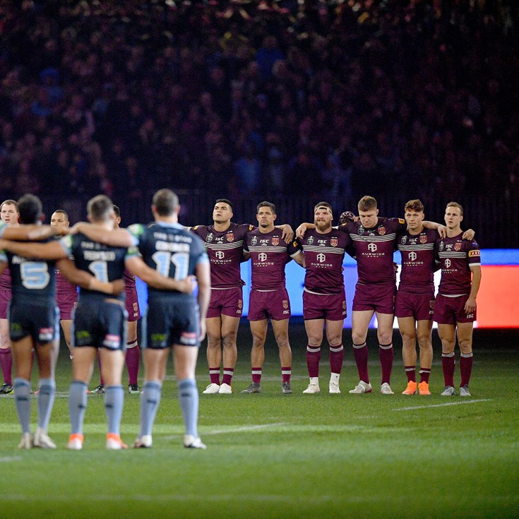 2020 State of Origin squads