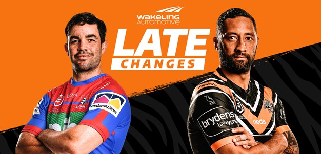 NRL Late Changes: Round 13