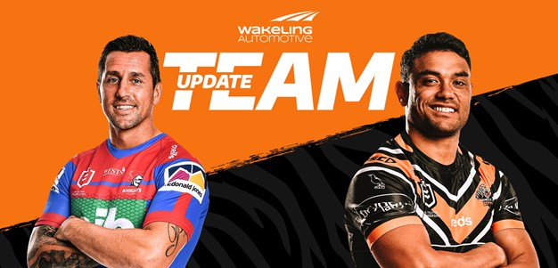 NRL Team Update: Round 13