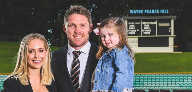 Ken Stephen Medal nomination a fitting farewell for Lawrence