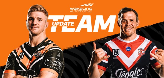 NRL Team Update: Round 15