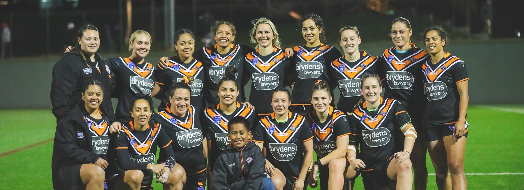 Sydney West Furniture Repairs partner Wests Tigers women's program