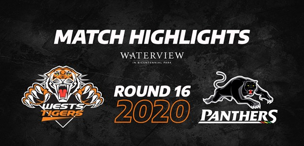 2020 Match Highlights: Rd.16, Panthers vs. Wests Tigers