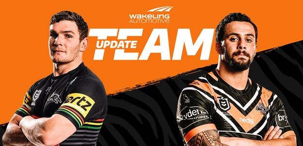 NRL Team Update: Round 16