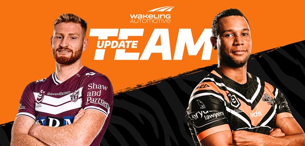 NRL Team Update: Round 17