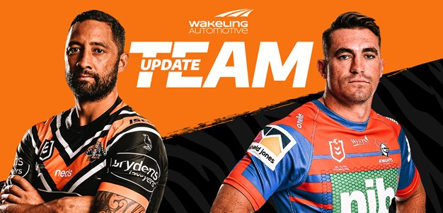 NRL Team Update: Round 2
