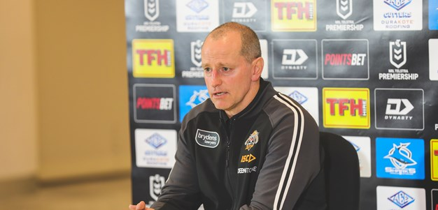 Maguire pleased with adapting Wests Tigers, improving spine
