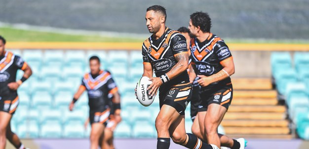 Knights triumph over Wests Tigers in free-flowing match