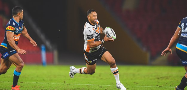 Wests Tigers go down in last-minute thriller