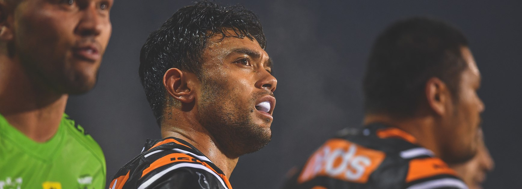 Gritty Wests Tigers downed by determined Raiders