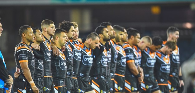 Wests Tigers just keep producing unbelievable team tries