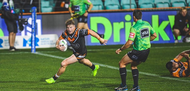 Harry Grant named 2020 RLPA Rookie of the Year