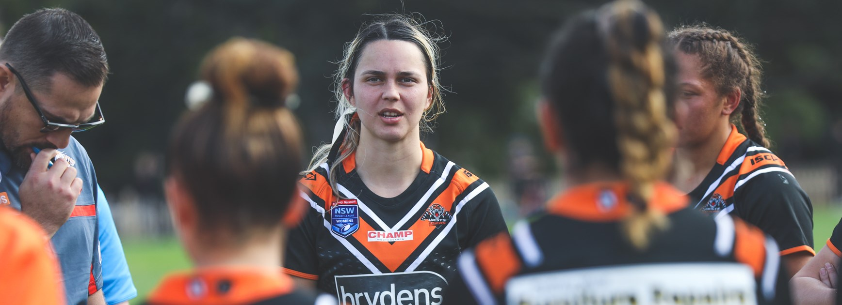 Wests Tigers women downed by strong Sharks side