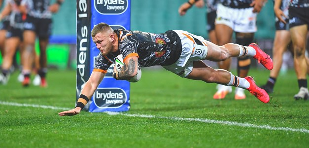 Wests Tigers fast start undone in Warriors defeat