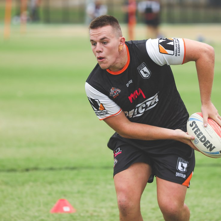 Macarthur Wests Tigers 2021 junior representative summer squads