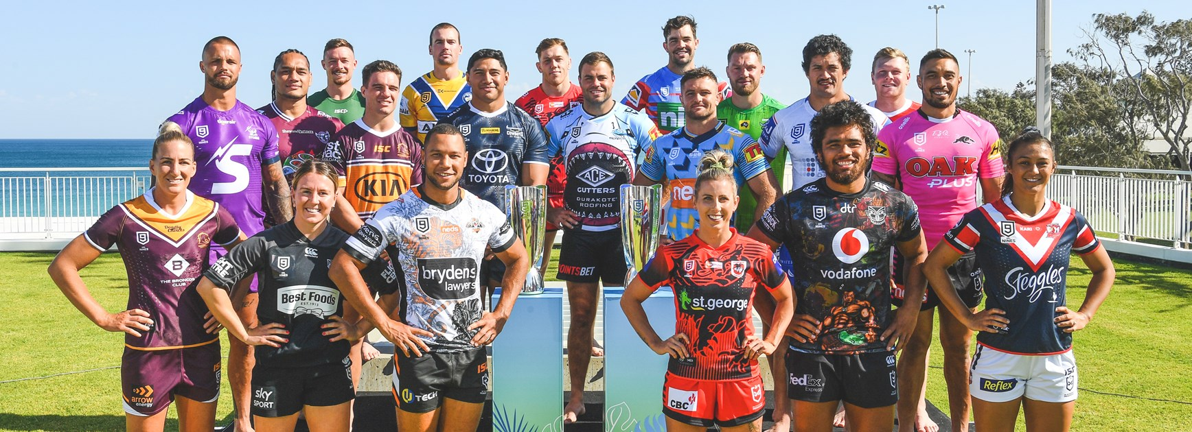 Everything you need to know about the Perth NRL Nines