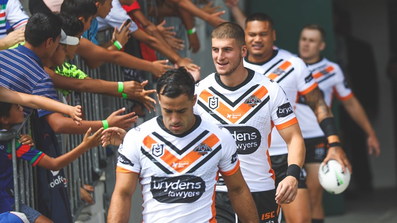 2020 Match Replay: Trial, Warriors vs. Wests Tigers