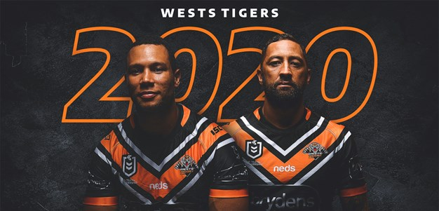 Wests Tigers confirm captains for 2020 season