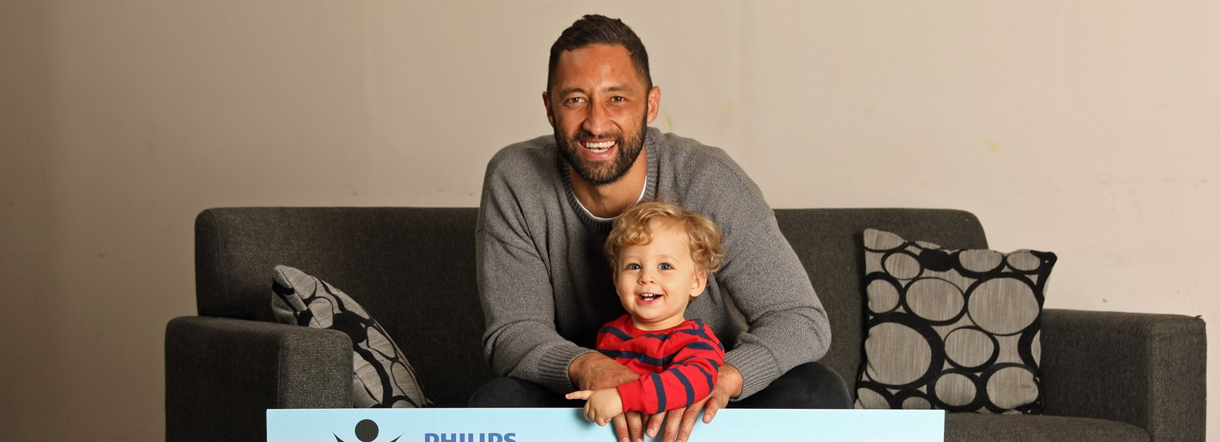 Nominations open the 2020 Philips Sports Dad of the Year