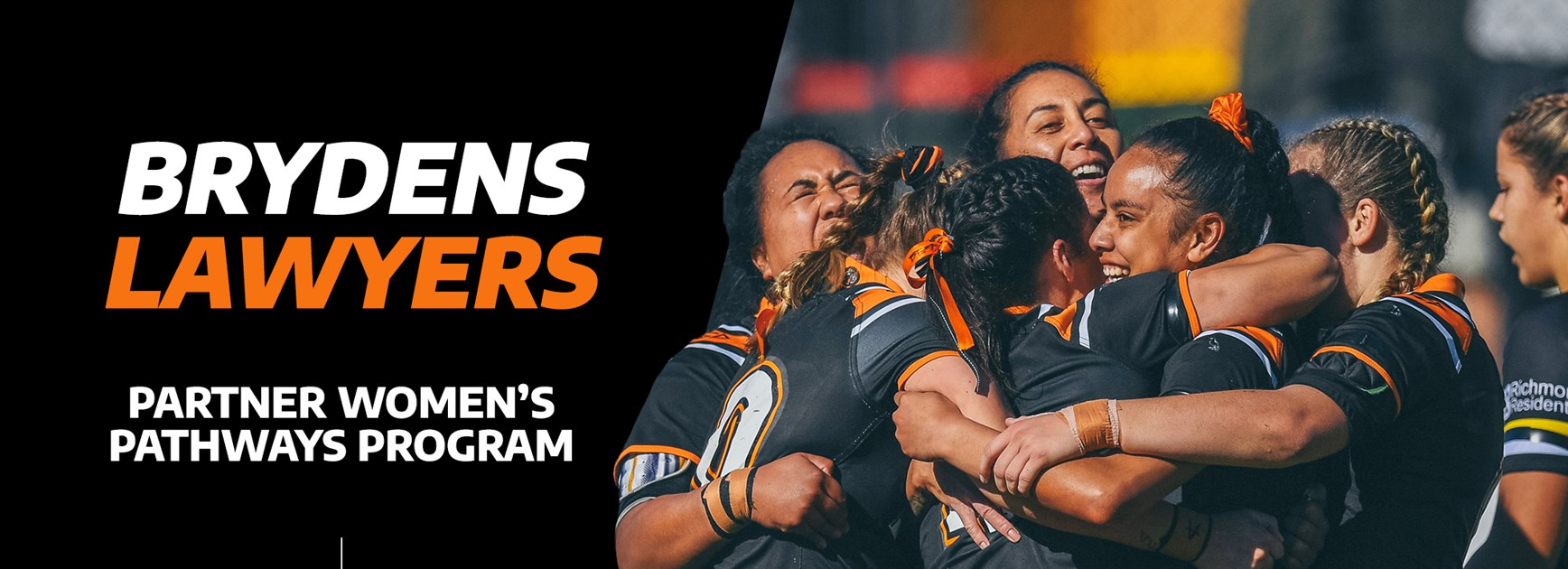 Brydens Lawyers partner Wests Tigers women's pathways program