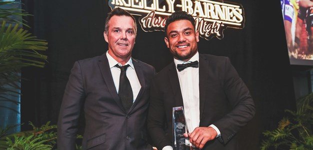 David Nofoaluma named 2020 NRL Player of the Year