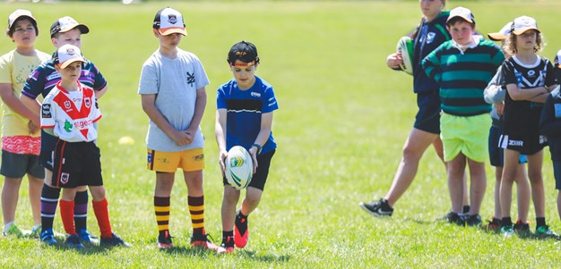 Wests Tigers Holiday Clinics