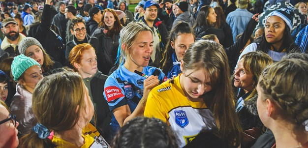 Vette-Welsh and Hanisi named in NSW Women's Origin squad