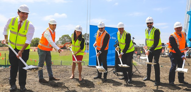 $75 million revamp of Concord Oval begins