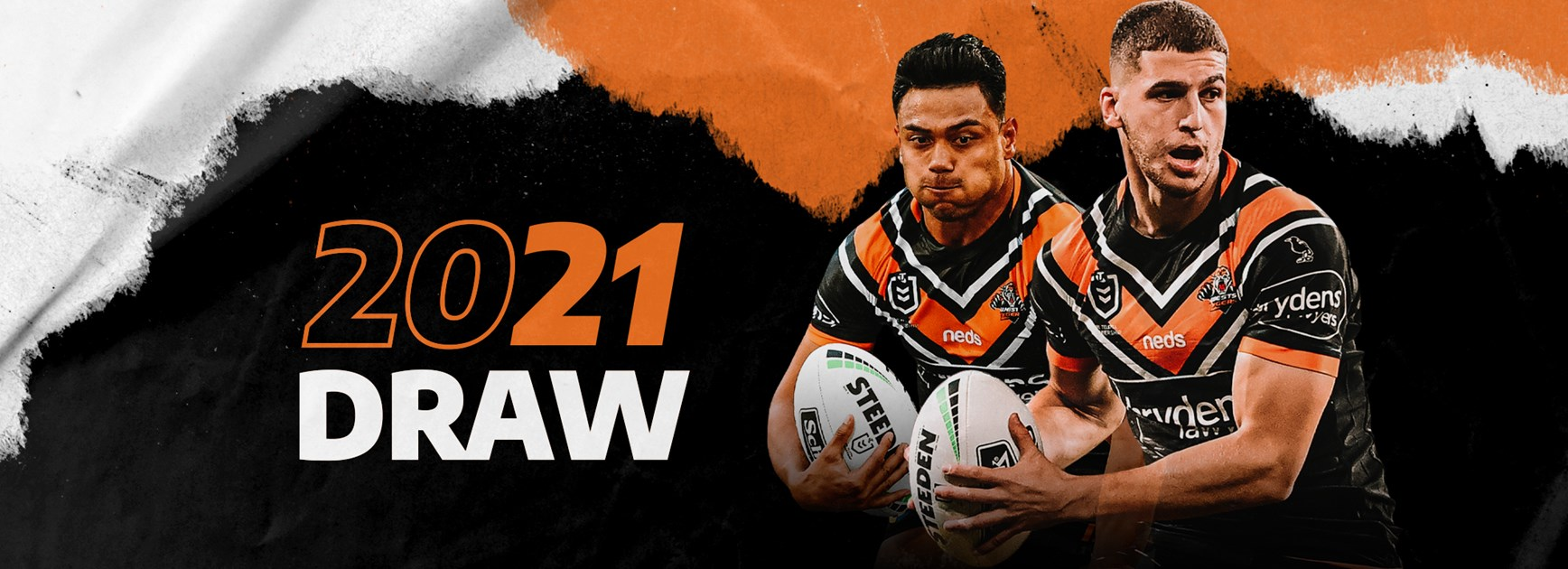 Wests Tigers 2021 NRL Draw