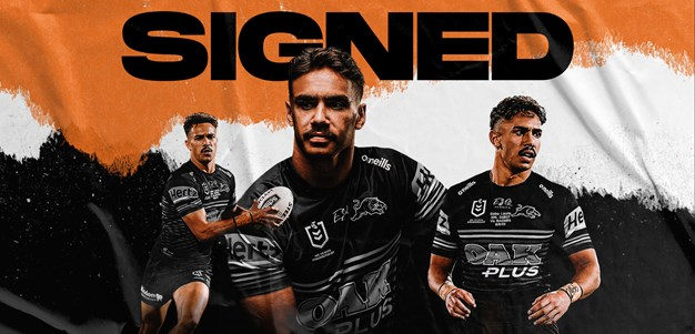 Wests Tigers sign Daine Laurie