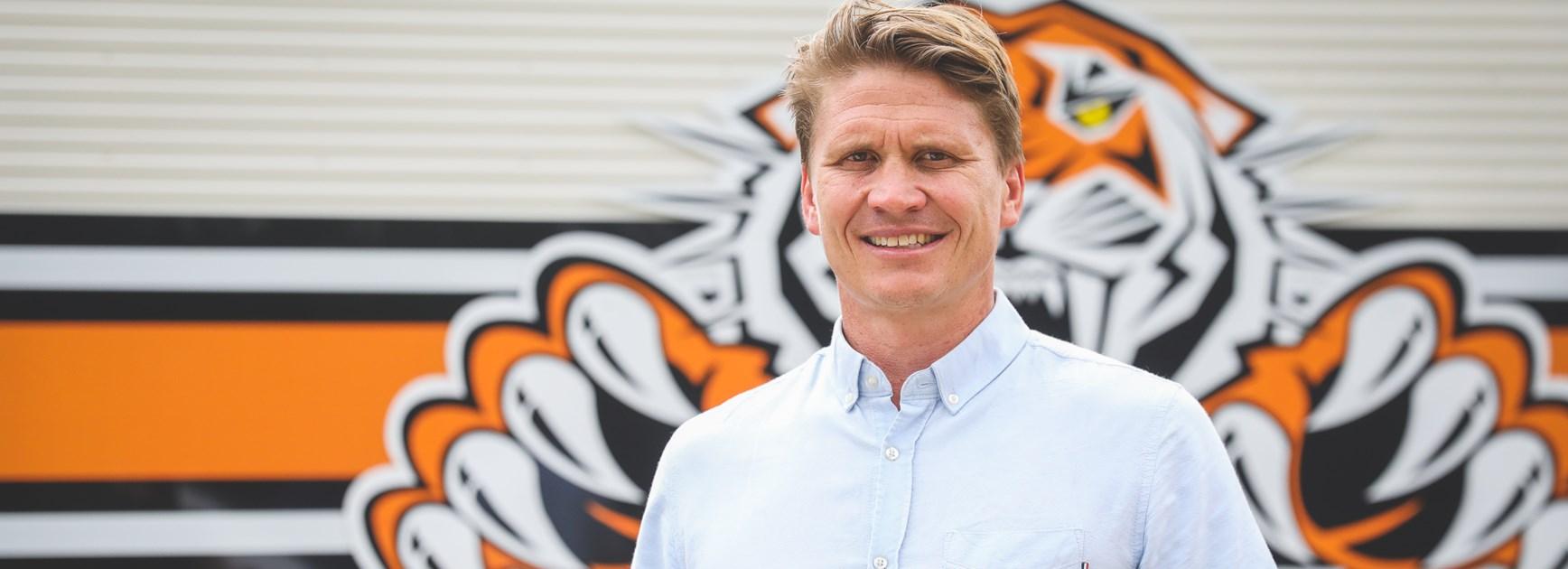 Ben Gardiner announced as 2021 NSW Cup Coach