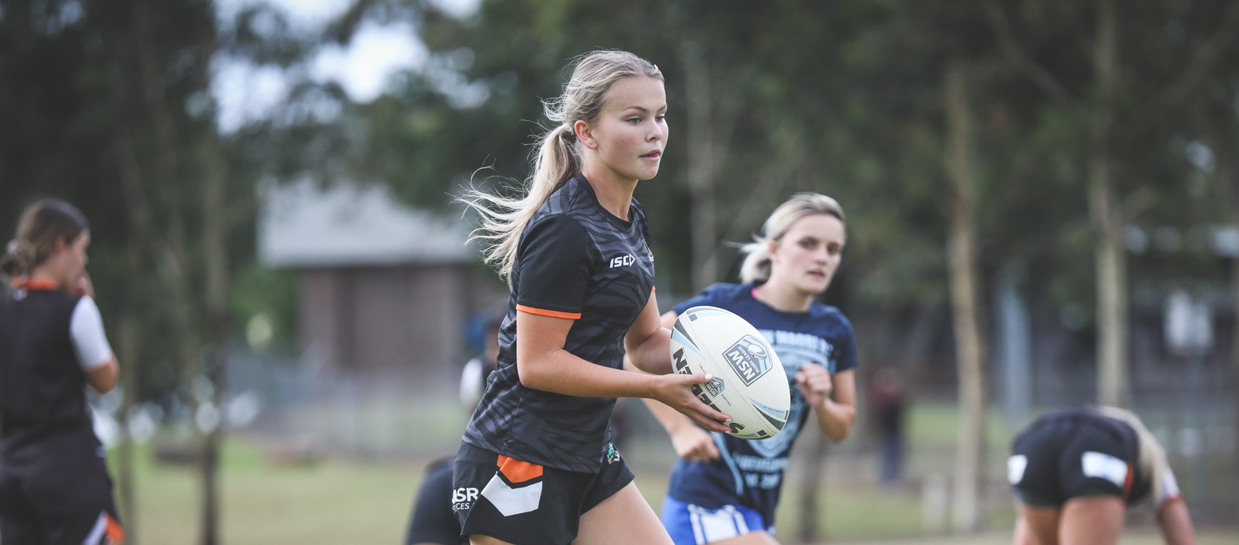 Tarsha Gale girls ramp up preparations for 2021