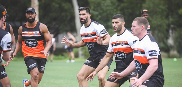 "Tamou ""honoured"" by potential captaincy discussion"