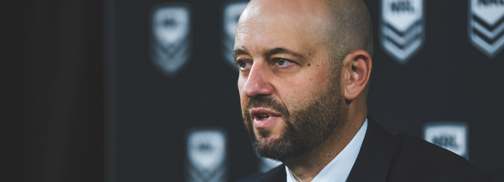 NRL agrees recovery plan with clubs