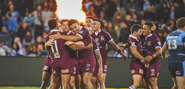 2020 Match Highlights: State of Origin, Game I