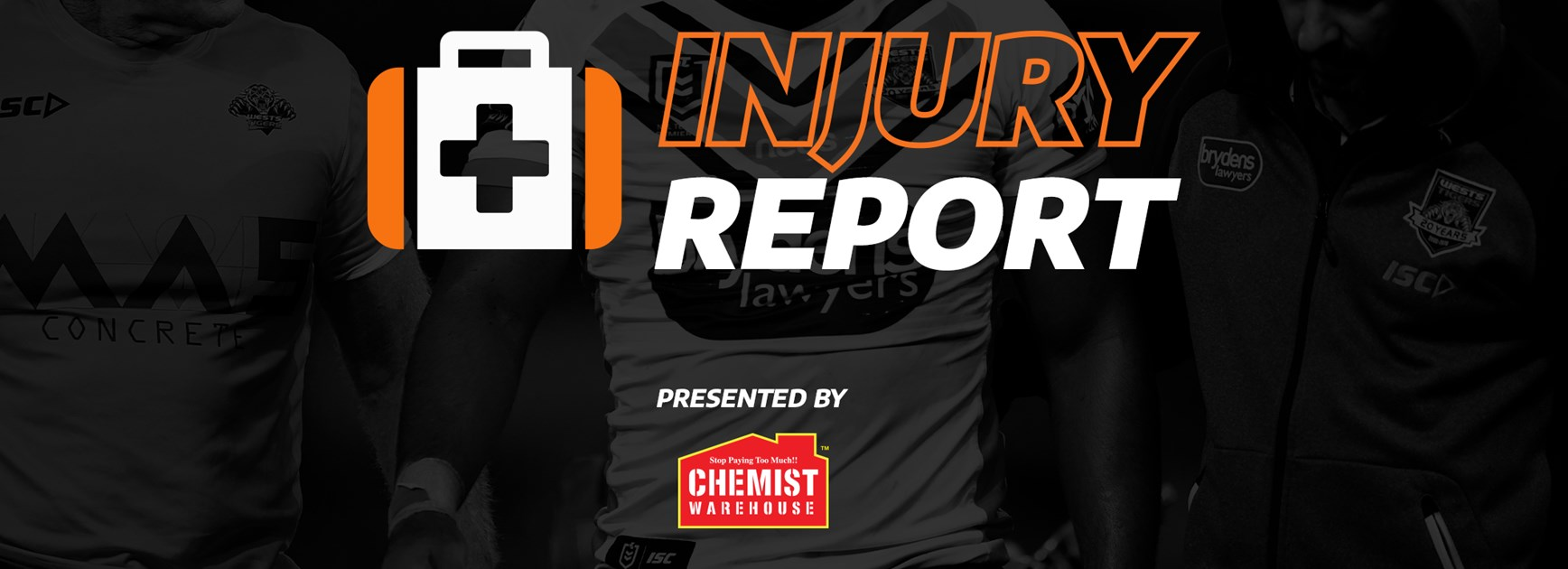 Chemist Warehouse Injury Report: April