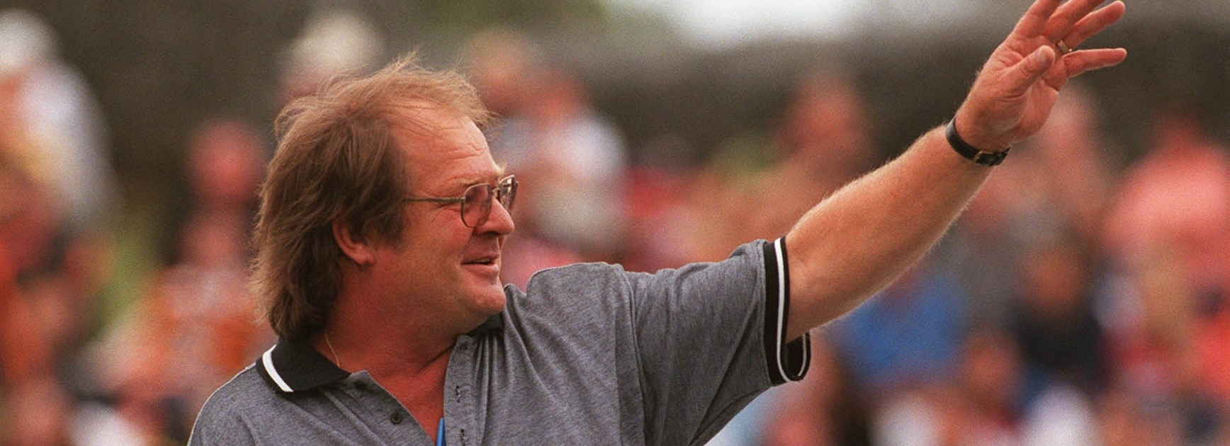 Tributes flow for Tommy Raudonikis
