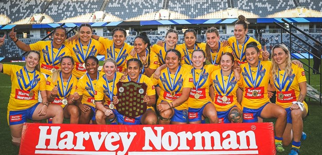 City women ensure hat-trick of rep honours