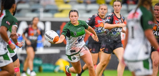 McGregor scores her second as Maori All Stars pull away