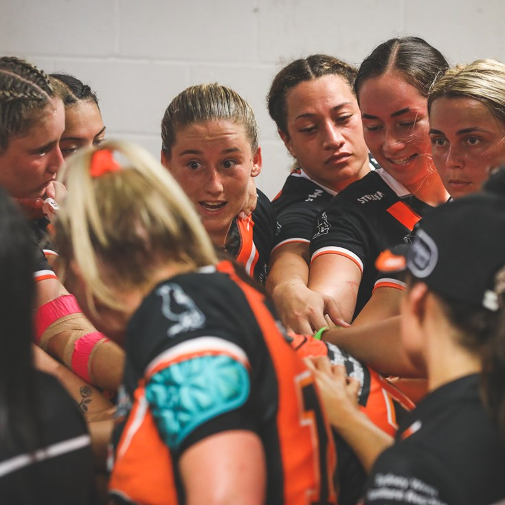 Wests Tigers launch Women's ROAR Academy