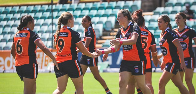 Wests Tigers women produce statement win in season opener