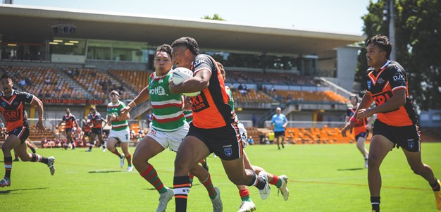 Wests Tigers Jersey Flegg draw released