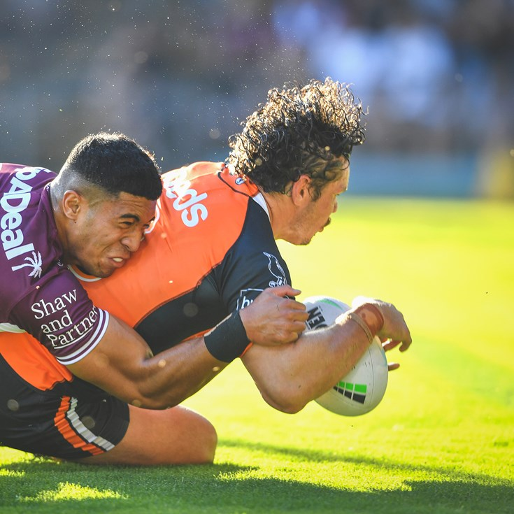 Roberts ready to return to 'peak' with fresh Wests Tigers start