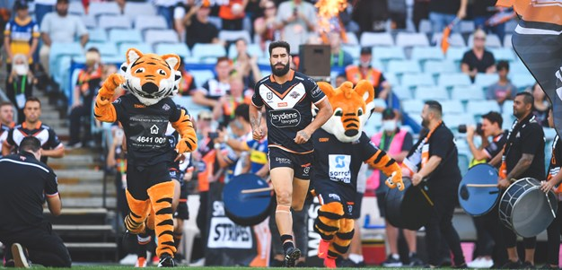 Tamou: 'We've got to lift our spirits and can't be kicking stones'