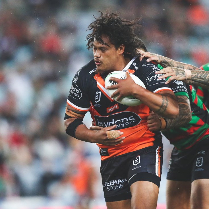 Aggro and attitude provide blueprint for Wests Tigers turnaround