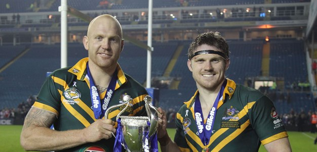 Wests Tigers players to have represented Australia